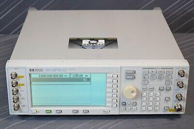 Hp Esg-d3000a E4432a 1e5h03 Digital Rf Signal Generator 250khz-3000mhz