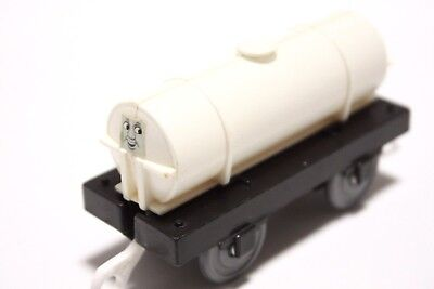 Troublesome White Tanker Tomy Trackmaster Thomas & Friends Plarail Used Train