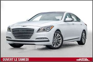 2017 Genesis G80 3.8 Luxury - AWD - NAVIGATION