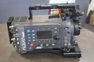 Arri Alexa Plus 16:9 Camera High Speed Anamorphic Desqueeze License w/ Batteries