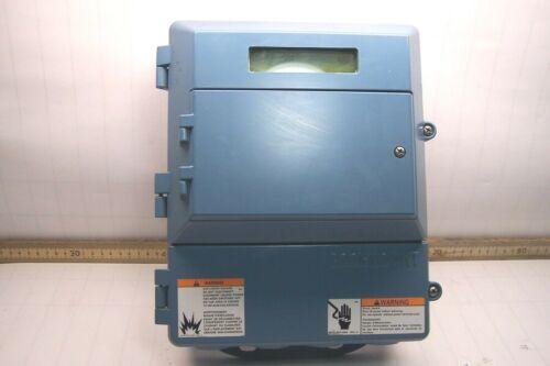 ROSEMOUNT 8712 HART SMART FAMILY MAGNETIC FLOW TRANSMITTER 8712HR12N0M4 115 VAC
