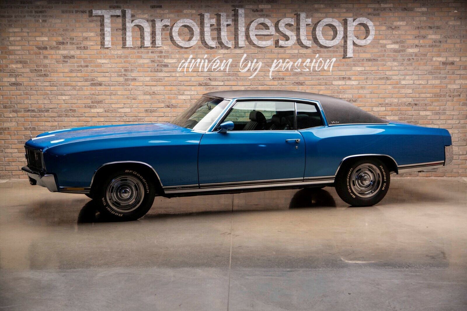 Freshly Restored 1971 Monte Carlo SS 454 Coupe