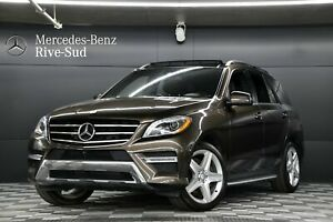 2014 Mercedes Benz M-Class ML350 BlueTEC 4MATIC