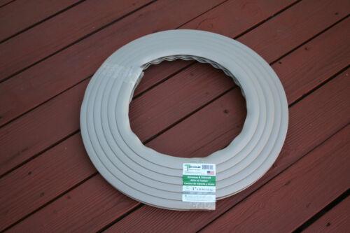 """New roll -  Trim a slab 1"""" * 25 ft. Grey color  - Concrete expansion 56857 00304"""