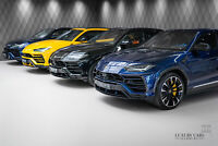 "Lamborghini Urus 2020 YELLOW, 23"" WHEELS, 3D, ADAS, 360 CAM!"