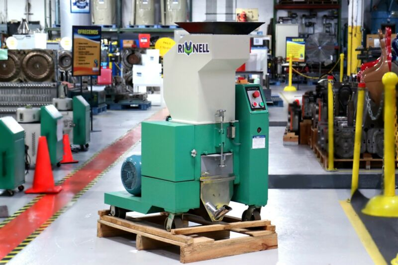 New 5 HP granulator for plastic, new 5 hp grinder, plastic granulator, plastic