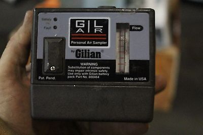GILIAN GIL AIR PERSONAL AIR SAMPLER 800464 GRAY