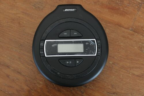 Bose Portable CD Player Single Model PM-1 Discman - Never Used