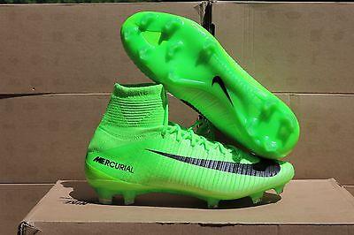 $300 Nike Mercurial Superfly V FG 831940 305 Premium Soccer Cleats Sz 8.5