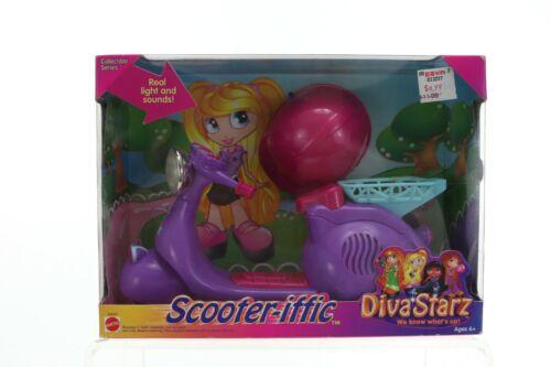 Diva Starz Scooter -iffic Pink motorcycle helmet NIB