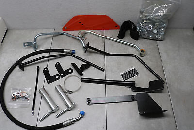 Kubota Tractor 3-pt Linkage Backhoe Attachment Kit