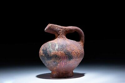 Aryballos Pouring Jug from Ancient Greece - 350BC