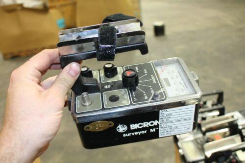 Bicron Surveyor M Radiation Countrate Meter