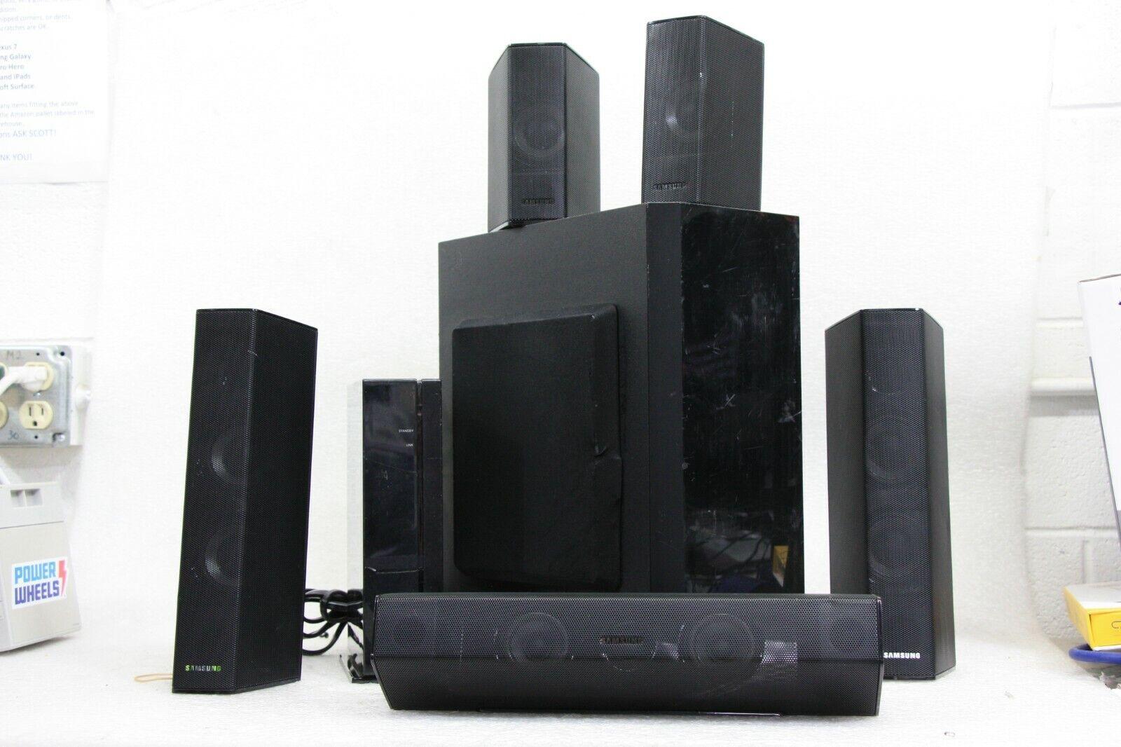 Wireless Bluetooth Stereo SoundBar Home Theater Surround Subwoofer Speaker I6M7
