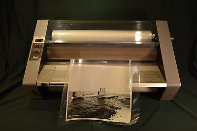 18 Seal Laminator 918-rl Used Excellent Working Condition No Problems.