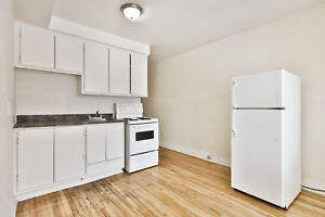 2 1/2 with closed room in the heart of Rosemont