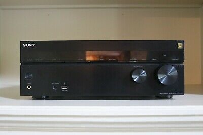 Sony STRDH590 5.2 Multi-channel 4k HDR AV Receiver - Black