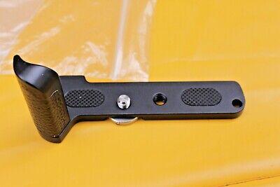 Metal Hand Grip / L Bracket For Sony Digital Camera Model RX100M6 Black