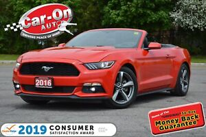 2016 Ford Mustang CONVERTIBLE REAR CAM BLUETOOTH LOADED