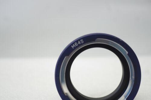 Mamiya 645 Medium format AF & MF lens onto Arri PL mount Camera Adapter