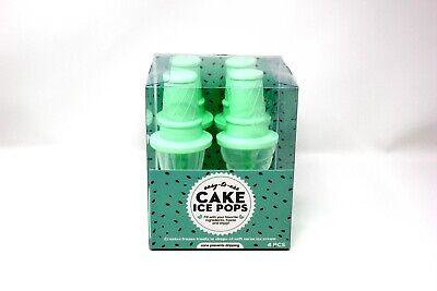 Cake Freezer Ice Pop Maker Mold Popsicle Dessert Ice Cream Frozen Pops Cake - Frozen Cake Pops
