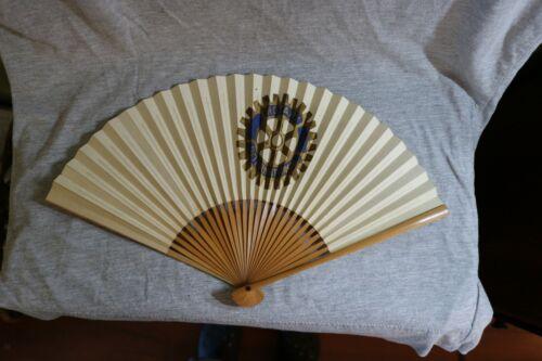 1938 Rotary International Fan. 70th  district.