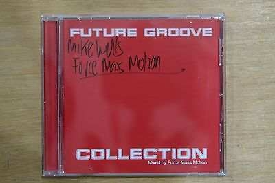 Force Mass Motion     Future Groove Collection     C248
