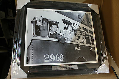 B&w 16x20 Foto (JACKIE GLEASON