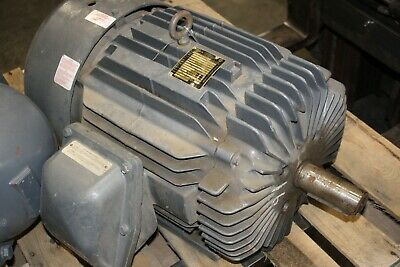 New Baldor 20 Hp Motor 1170 Rpm Em7079t Fame 324t Tefc 230460v 16 Haz. Loc.