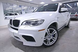 2013 BMW X5 M X5 M.  SPORT PACKAGE, LEATHER, ROOF, NAVI, AWD, NO