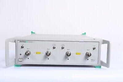 Anritsu Multi-port Test Set Mn4694 70 Khz To 20 Ghz Or 40 Ghz