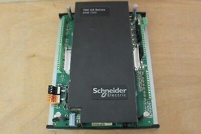 Schneider Electric Tac Mnb-cntlr-1000 Subassembly Micronet Bacnet Plant Cntlr