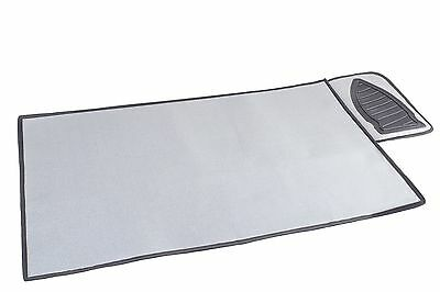 Ironing Mat with Iron Rest - Slip Resistant Foldable Ironing Surface 19.5