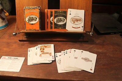 Used Vintage 1997 Harley-Davidson Historical Playing Cards 1930-1950