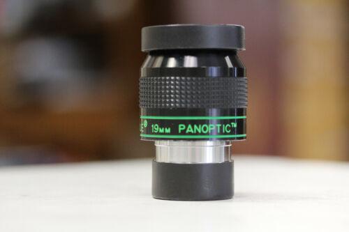 "Tele Vue 1.25"" Panoptic Eyepiece - 19mm"