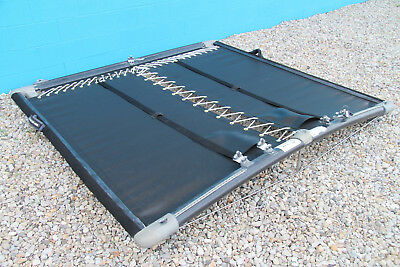 Hobie Cat 16 Trampoline Tramp New Black Mesh with Pocket 3 piece Hobie 16