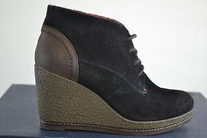 Tommy-Hilfiger-Natalie-ZAPATOS-ZAPATO-zapatos-de-cuna-Cuna-Tacon-TALLA-37