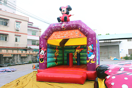 Minine jumping castle for sale $2200