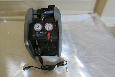 Inficon Vortex Dual 714-202-g1 Refrigerant Recovery System   2