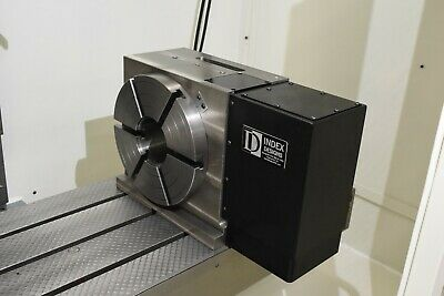 Used 11 280mm Rotary Table Cnc - Index Designs