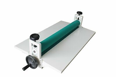 25.5in 650mm Manual Cold Roll Laminator Film Laminating Machine Us Office