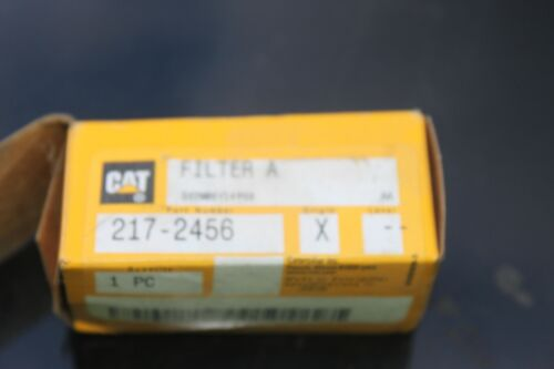 New NOS Genuine Caterpillar Filter Assembly 217-2456