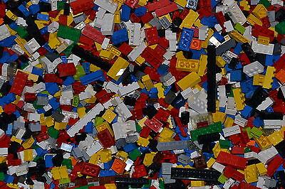 LEGO® Bausteine über 300 Steine, Basic Grundbausteine, bunt gemischt, Konvolut online kaufen