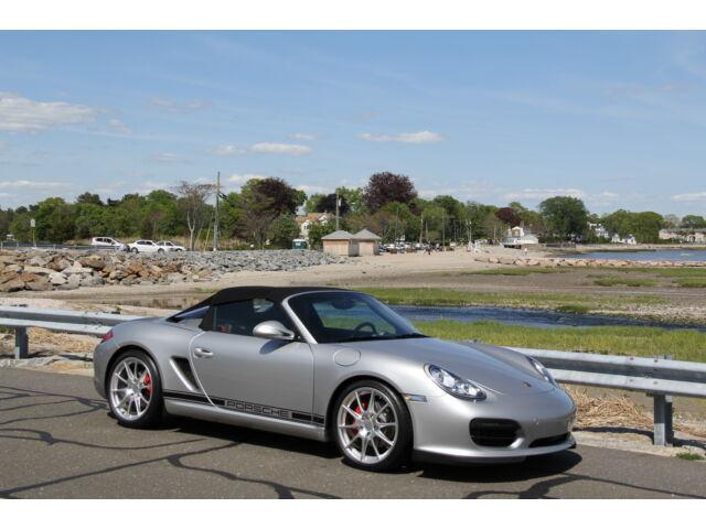 Imagen 1 de Porsche Boxster silver