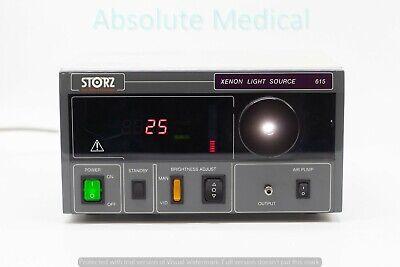 Karl Storz Xenon Light Source 615 Biomed Certified