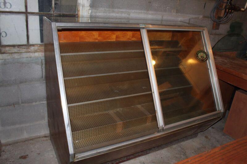 Medium Vintage Patriarca Cigar Store Humidor