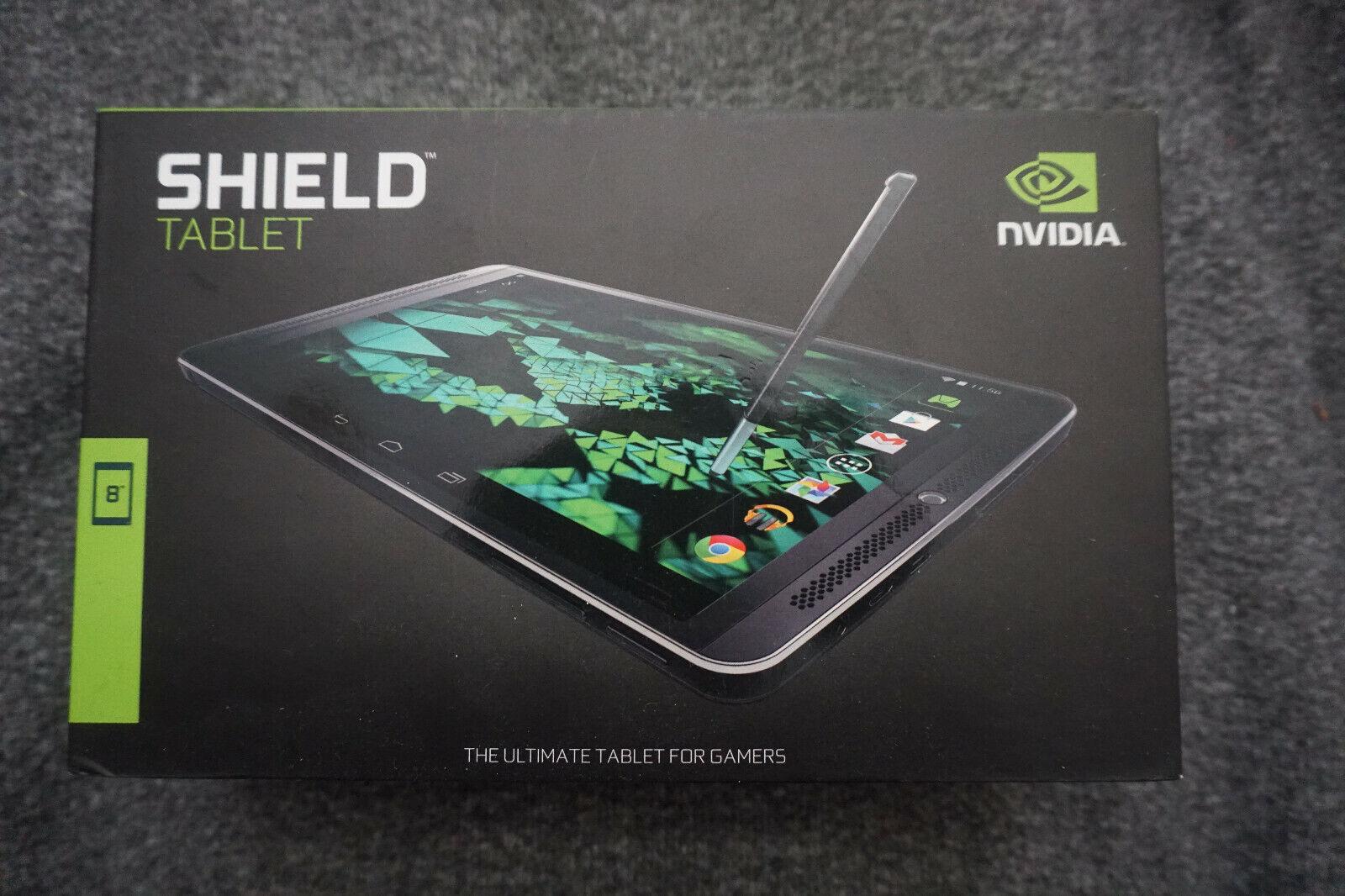 "NVIDIA Shield 8"" 16GB, Wi-Fi Tablet - Black"