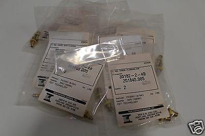 16pc Parker 30182-12-4B  Push Lock Fluid Connector 3/4