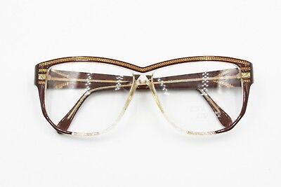 Regina Schrecker vintage nos eyeglasses frame 70s, Big oversize wayfarer (Oversized Wayfarer Eyeglasses)