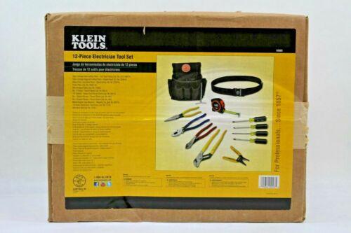 Klein Tools 12-Piece Electrician Tool Set (92003K)